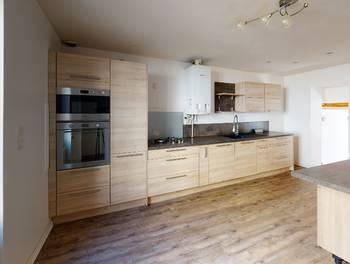 Appartement 3 pièces 70,24 m2