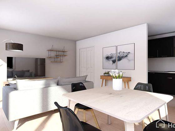 Vente appartement 2 pièces 47,82 m2