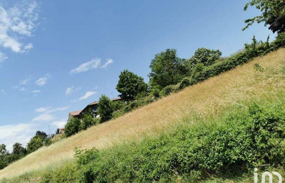 Vente terrain  3400 m² à La Roche-Vineuse (71960), 169 000 €