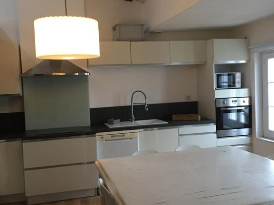 Location appartement meublé 4 pièces 98 m2