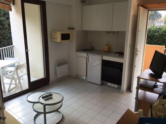 Vente appartement 2 pièces 23,15 m2