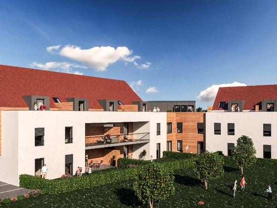Vente appartement 4 pièces 78,37 m2