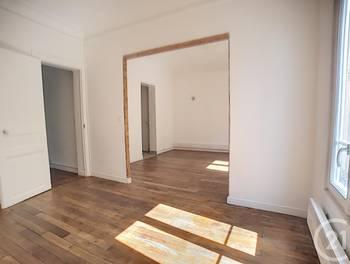 Appartement 3 pièces 45,42 m2