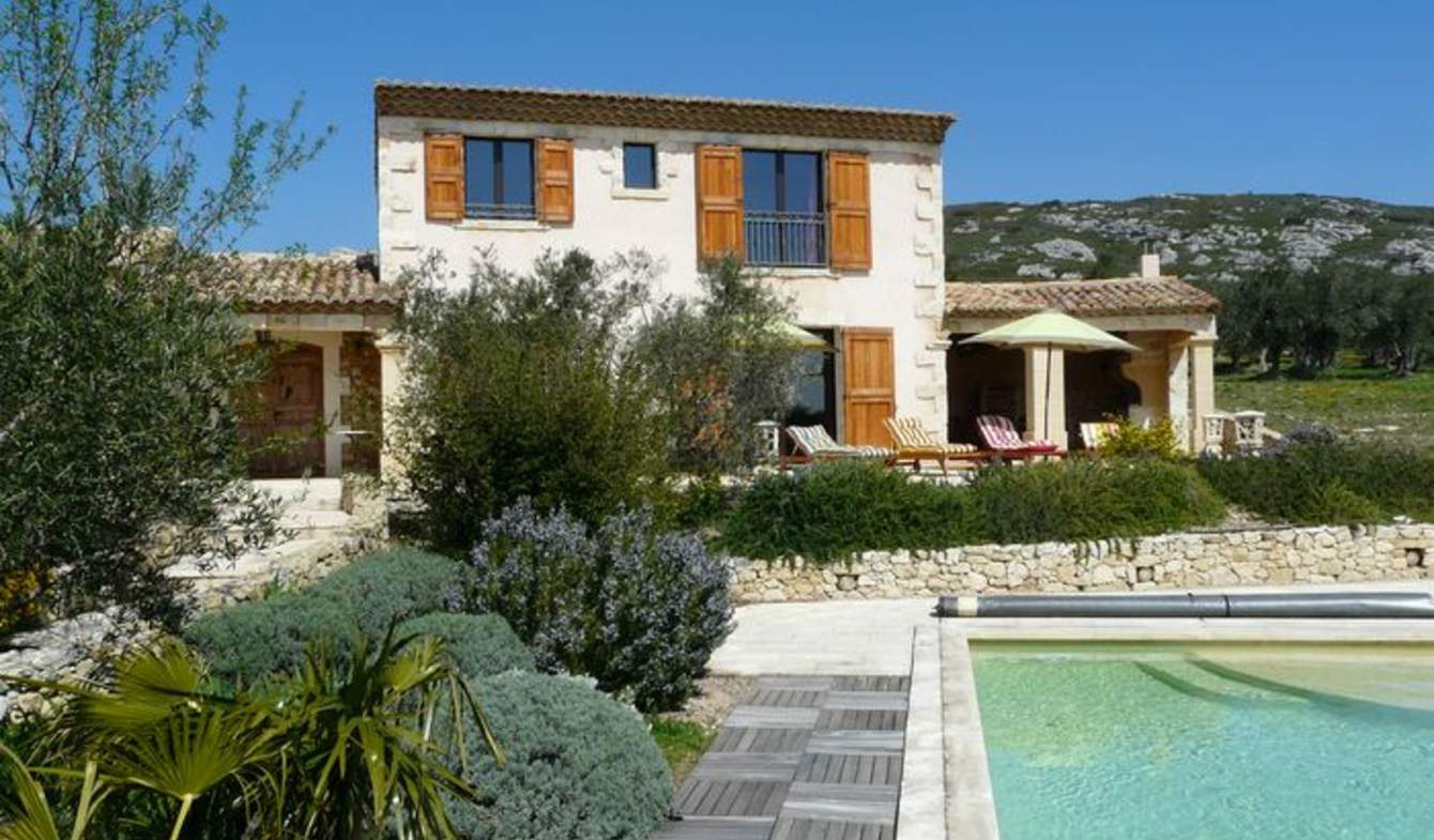 Property with pool and garden Mouriès