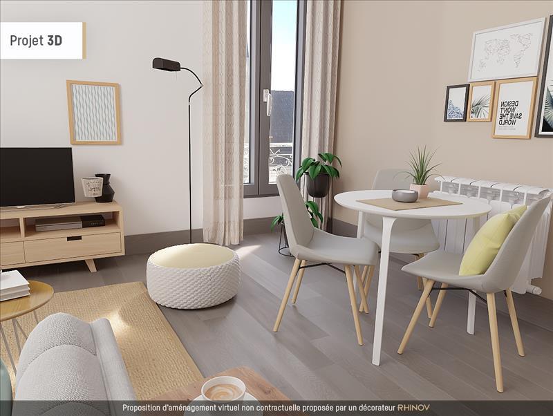 amenagement appartement 47 m2
