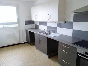Appartement 4 pièces 77,39 m2