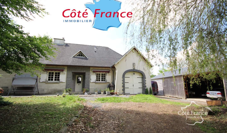 Maison avec terrasse Rumigny