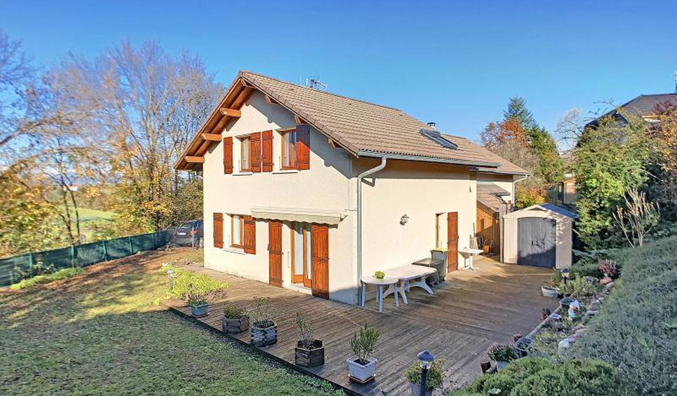 Maison avec terrasse Vieugy
