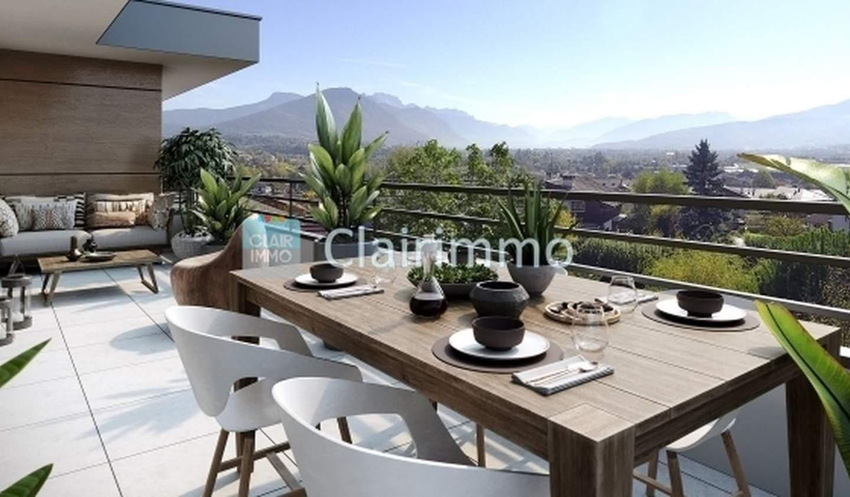 Appartement avec terrasse Epagny