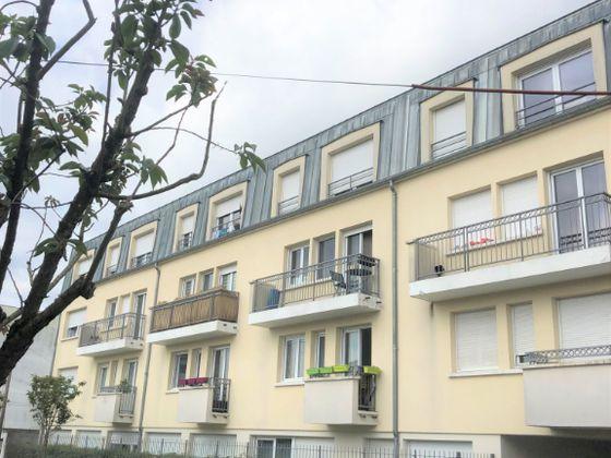 Vente appartement 2 pièces 42,83 m2