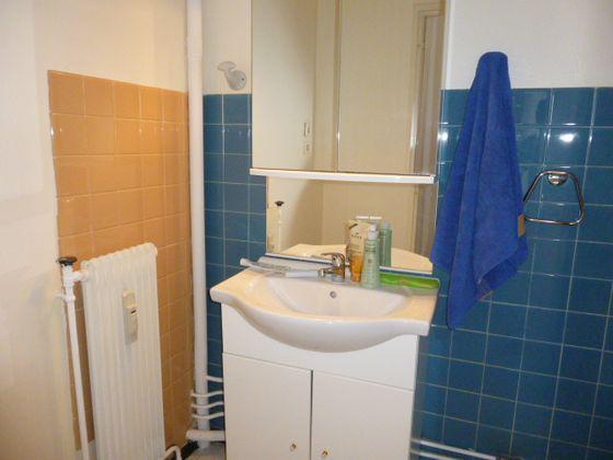 Vente appartement 3 pièces 56,39 m2