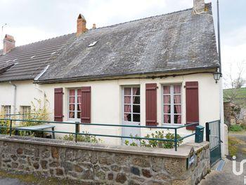 maison à Sémelay (58)