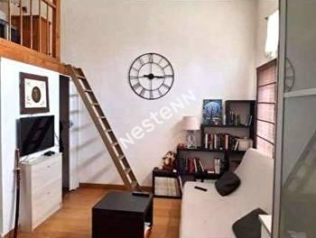 Studio meublé 23,06 m2