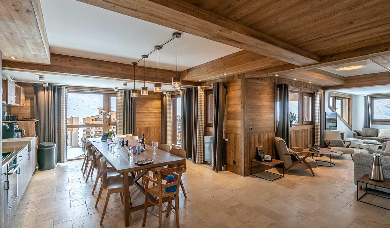 Apartment Val Thorens