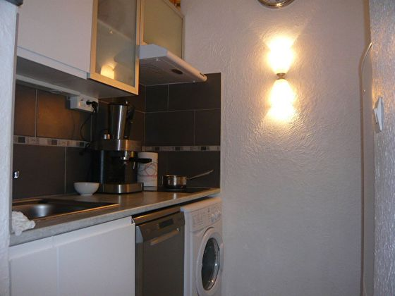 Location appartement meublé 2 pièces 31,65 m2