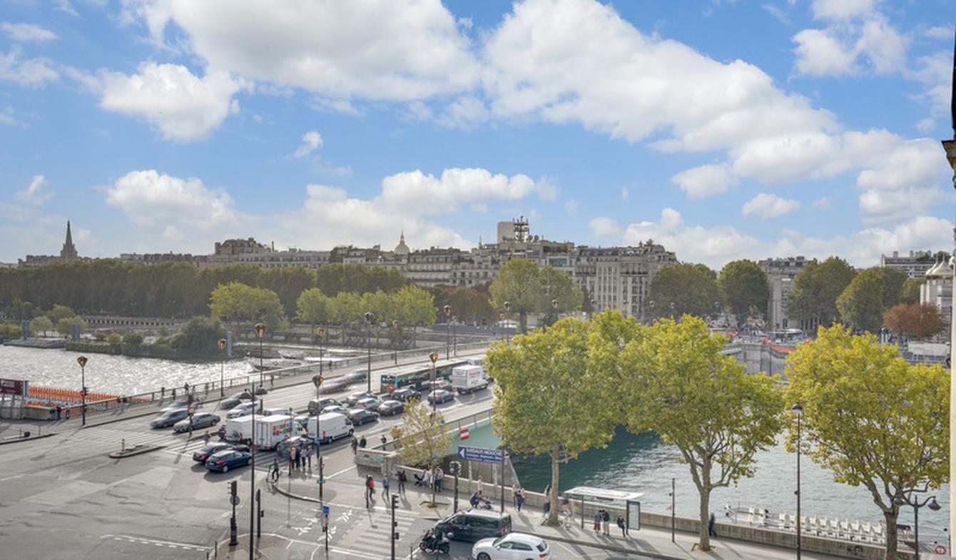 Appartement contemporain Paris 8ème