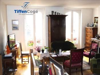 Appartement 3 pièces 90,49 m2