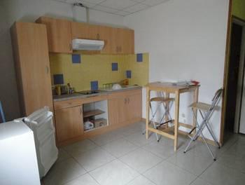 Studio meublé 21,09 m2