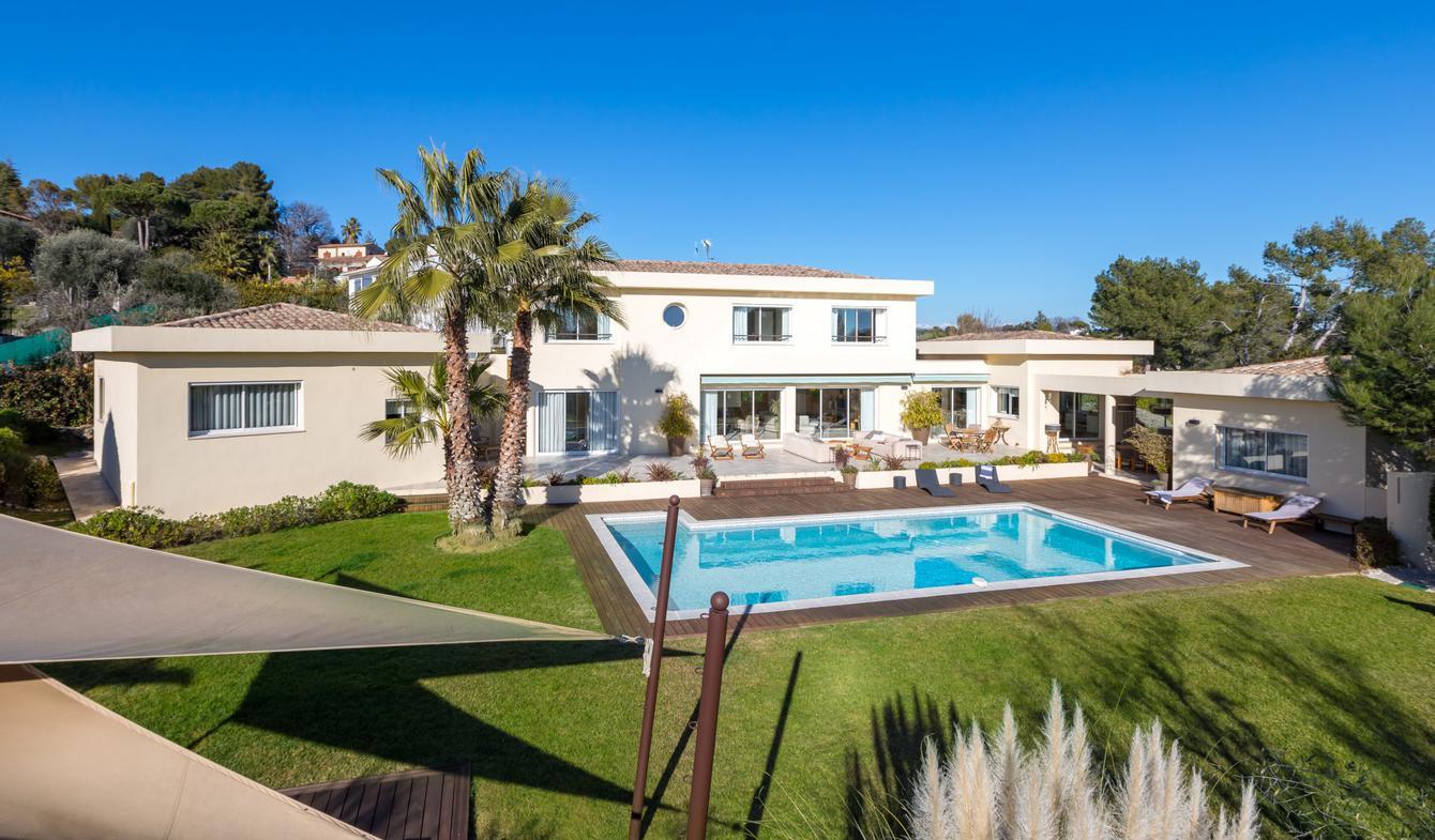 Propriété avec piscine Mouans-Sartoux