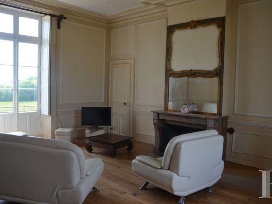Vente château 20 pièces 633 m2