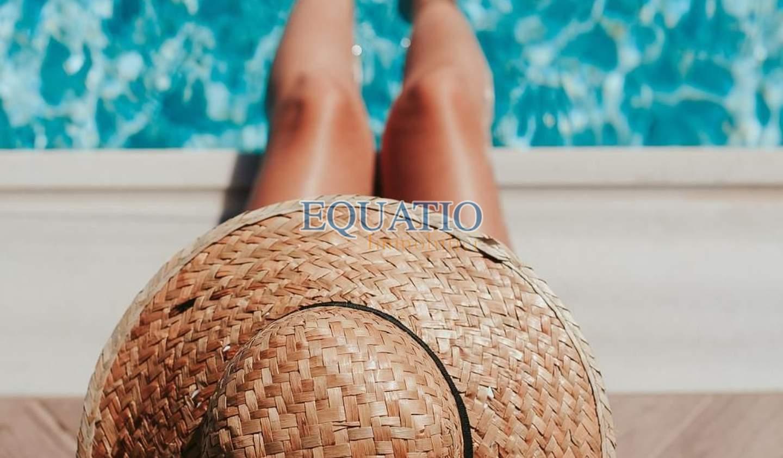 Villa avec piscine et terrasse Finestrat