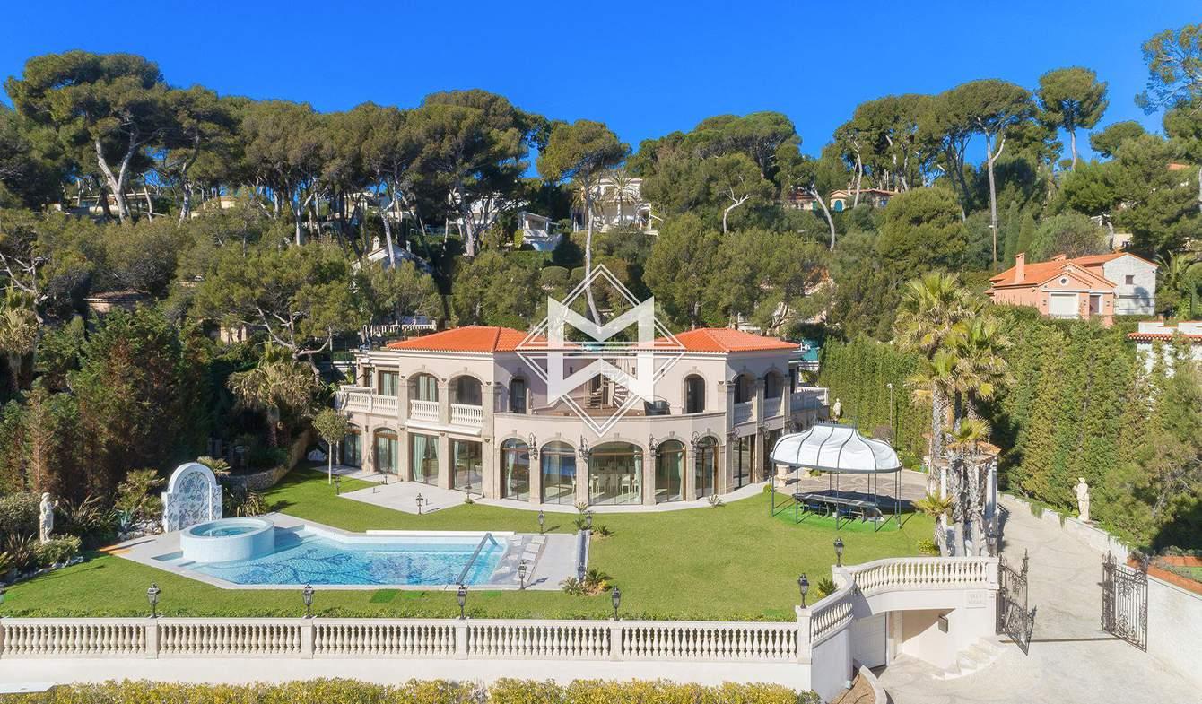 Villa avec piscine et jardin Cap d'Antibes
