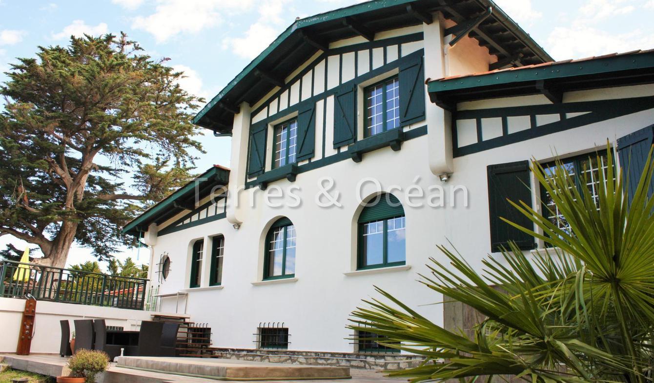Maison avec terrasse Guethary