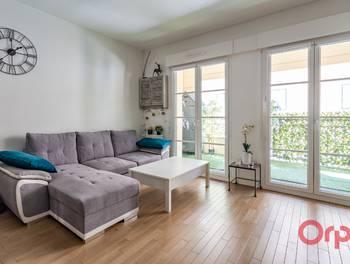 Appartement 2 pièces 49,87 m2