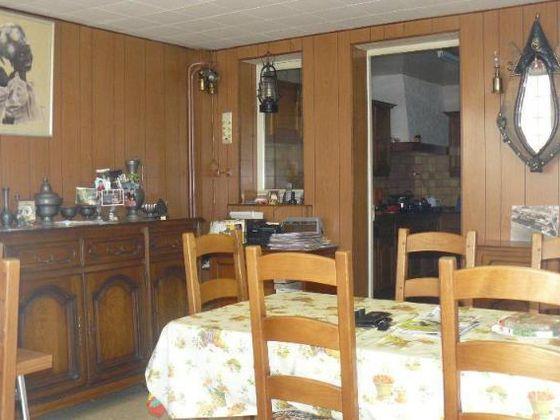 Vente maison 7 pièces 138 m2