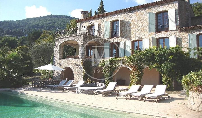 Maison avec piscine et terrasse Magagnosc