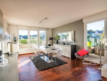 Appartement 3 pièces 104,92 m2