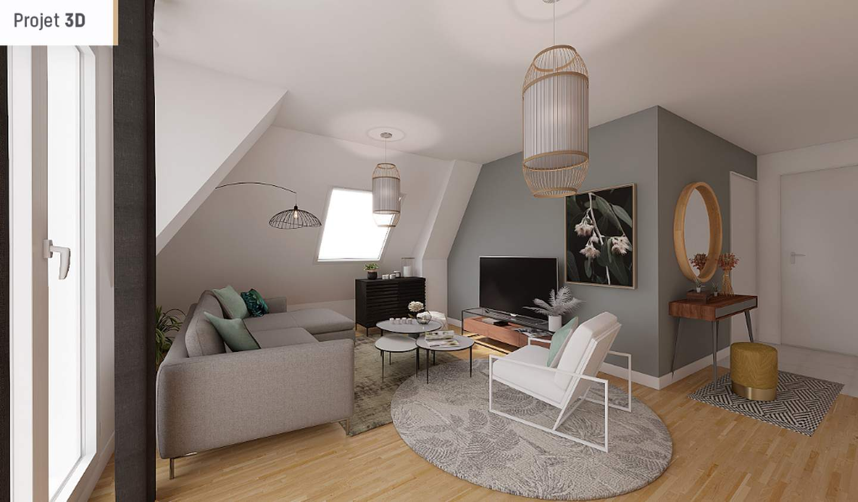 Appartement Brumath