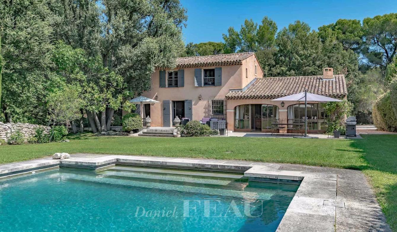 House with pool Aix-en-Provence
