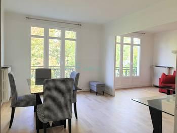 Appartement meublé 3 pièces 68,8 m2