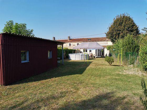 Vente maison 3 pièces 96 m2