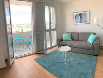 Studio meublé 25,8 m2
