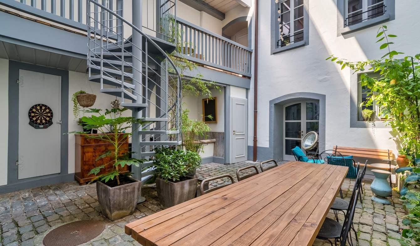 Maison contemporaine avec terrasse Vevey
