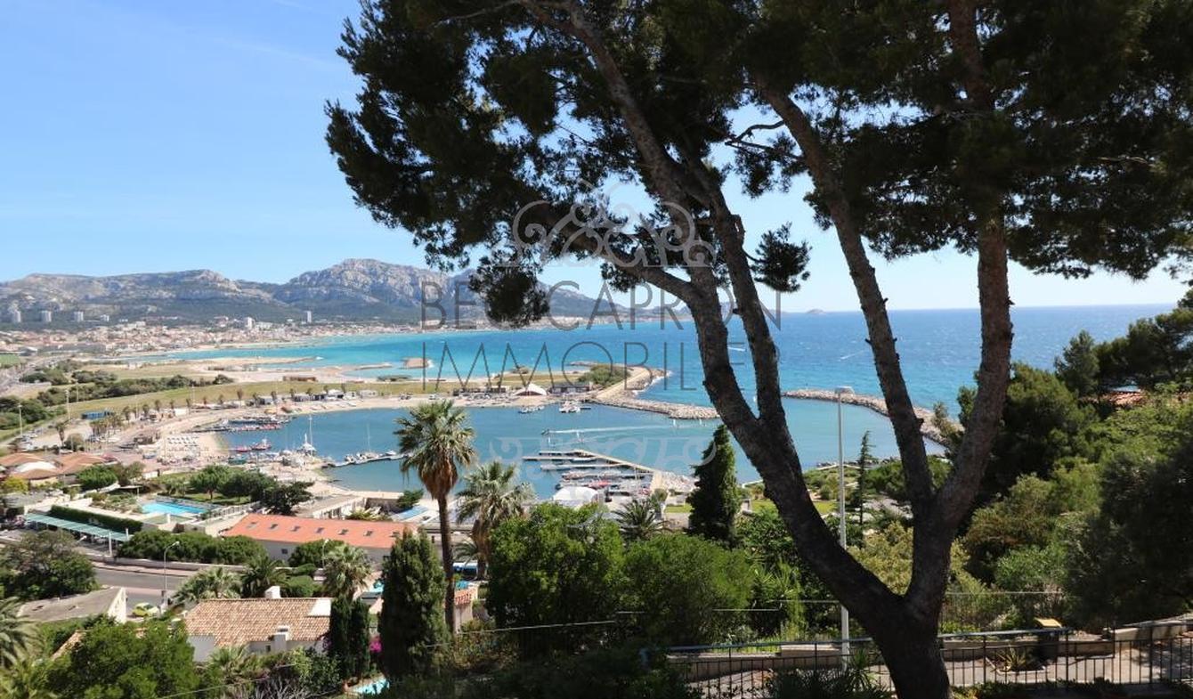 Propriété avec piscine Marseille 7ème