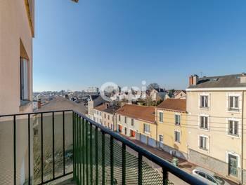 Appartement 3 pièces 56,64 m2