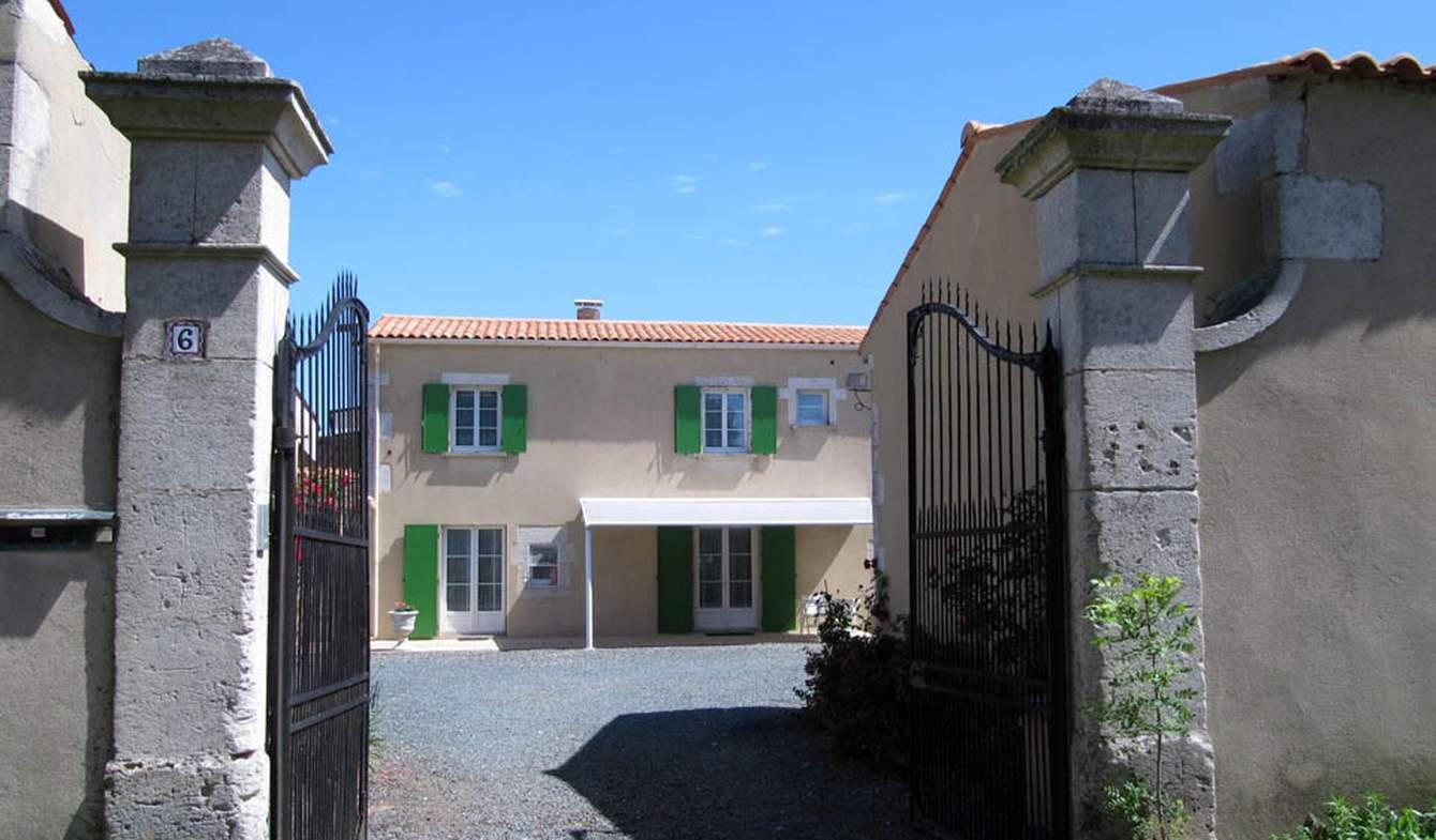 Propriété avec jardin La Rochelle