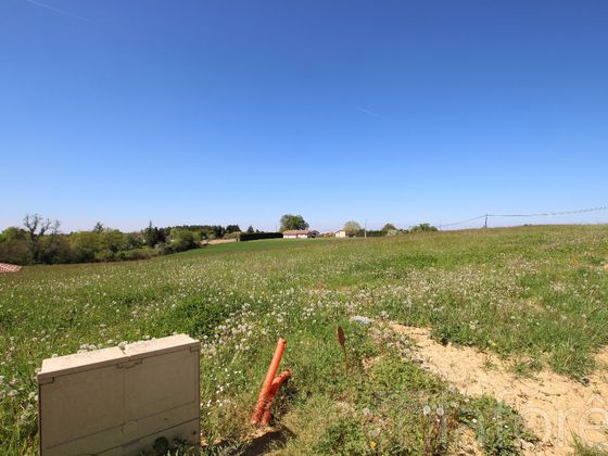 Vente terrain 2190 m2