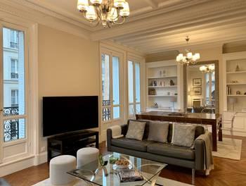 Appartement meublé 5 pièces 109 m2