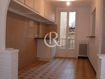 Appartement 2 pièces 34,46 m2