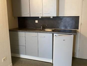 Appartement 2 pièces 33,94 m2