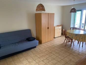 Studio meublé 25,04 m2