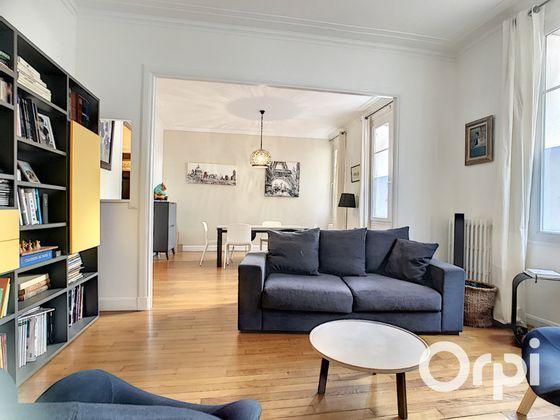 Vente appartement 4 pièces 104,74 m2