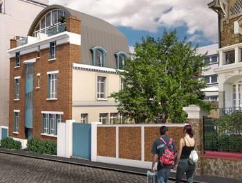 Appartement 2 pièces 55,29 m2