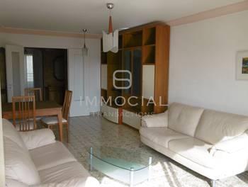 Appartement meublé 3 pièces 64,92 m2