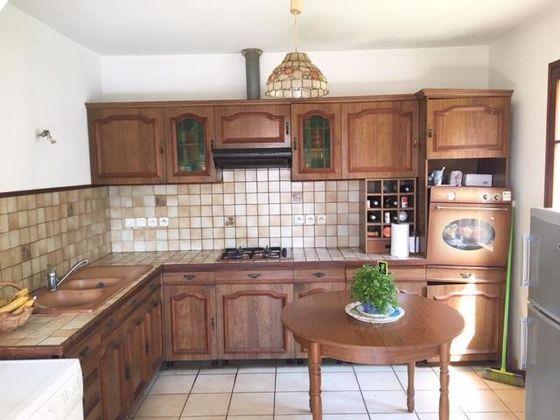 Vente maison 6 pièces 185 m2