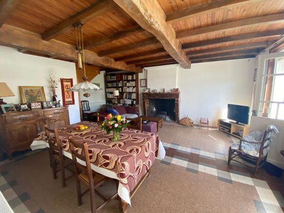 Vente maison 5 pièces 137,5 m2